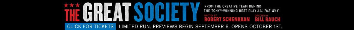 The Great Society on Broadway